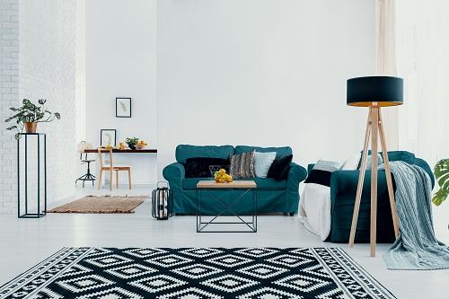 Décorer sa maison avec un grand tapis sur mesure